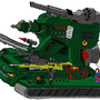 Mecha Tank by Just-MaXx