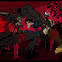 ASH VS JEEPERS CREEPERS by TaraGraphika
