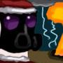 Christmas 2209 Art collab piec by saltoric