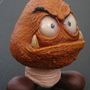 Realistic Goomba Xmas Ornament