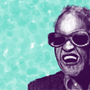 Ray Charles by J-qb
