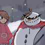 snowkid by lenkalamari