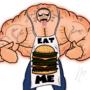 Tank Burger by Newbo