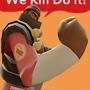 Demoman: We Kin Do It! by GenElek