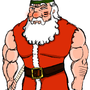 BAMF Claus by Newbo