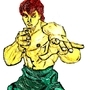 Street fighter 4-Fei Long by Instinctive4