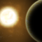 A distant star
