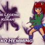 Eriko Hemming Wallpaper by NintendoFlash