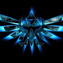 The Legend of Zelda Triforce by crazyfox1