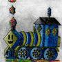 The Train by SuperLaserBeamPanda