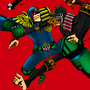 Dredd Vs Death by TaraGraphics