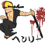 Ninja Henry. by adman