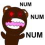 num Num NUM by GFlash