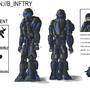 Talon Infantry - Redesign by Rhunyc