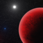 Red Planet background by DvorakStudios