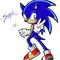 Sonic Pose