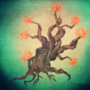 Psychedelic Tree by Mxthod