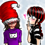 SK: Man-eating Santa Hat by exninja123