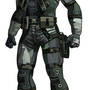 Solid Snake by MAJORA64