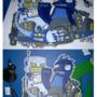RobotvsGodzilla by UnderARock