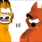 Heathcliff vs Garfield