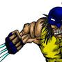 Wolverine by fhqwagads