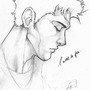 Edward Cullen pencil by WieldtheKey