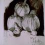 Pumpkin Still Life by Brooksay