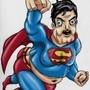 Deformed Superman [new] by 2Crank