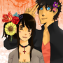 Akemi and Maru by Yoshiko13