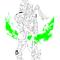 Mobile Suit Greyseer - Ink