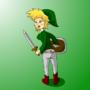Sexy Link by foxypanda69