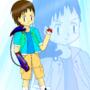 My Pokémon self by Mat-The-speedstar