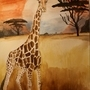 Giraffe by johnkilo