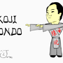 Koji Kondo by roojames