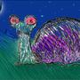 Crazy Snail by zbot