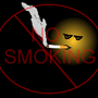 No Smoking by OmartheOrange