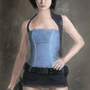 Jill Valentine by cluly