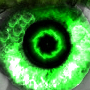 Green Eye by FrogOfDrakoja