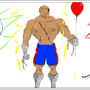 Sagat's B-day! by Kumar