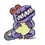 Chubby Dragon by Laranze