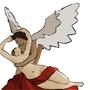 cupid&psych (mythology project by GasMaskv9