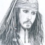 Jack Sparrow by Kauany
