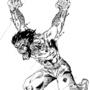 Berserker Rage Wolverine by SirVego
