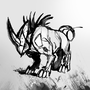 Rhino Beast by Koel-Art