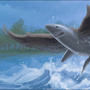 Flying Shark by altrian