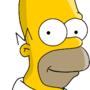 Homer Simpson by jonathanmlang