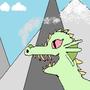dragon by snpurerandomness