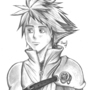 Cloud Strife by Black-Well