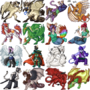 Pixel Set by Armaina